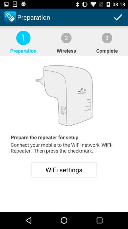 Maginon Wifi-Repeater APK Download - Free Tools APP for ...