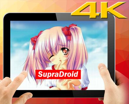 Anime Wallpaper Ultra HD screenshot 7