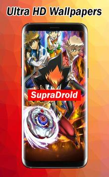 Beyblade Wallpaper poster