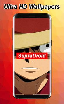 Luffy Full Wallpaper HD screenshot 1