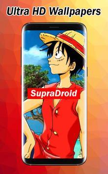 Luffy Full Wallpaper HD screenshot 2