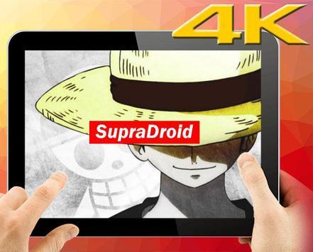 Luffy Full Wallpaper HD screenshot 4