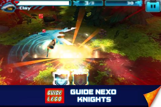 Guide LEGO NEXO KNIGHTS apk screenshot