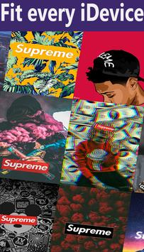 SUPREME WALLPAPERS Dope SwagCool Screenshot 6