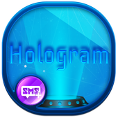 SMS Hologram HD icon
