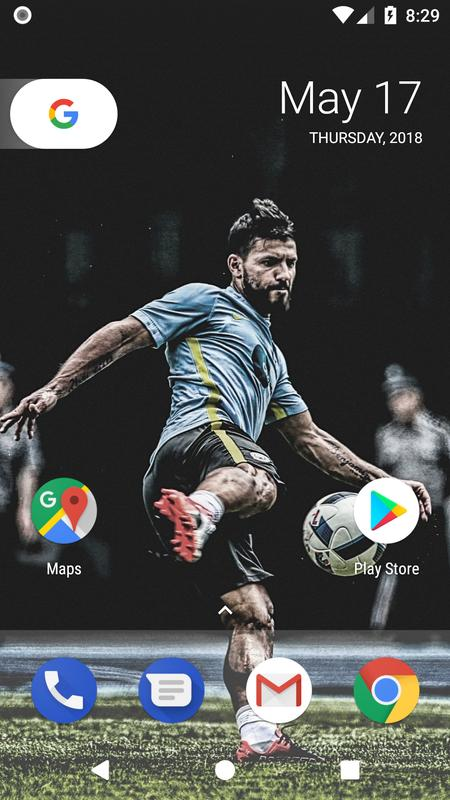 Sergio Aguero Wallpapers For Android Apk Download