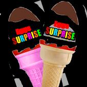 Surprise Eggs Ice Cream icon