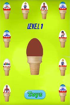Surprise Eggs Ice Cream screenshot 2