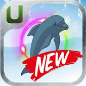 Dolphin Rush Games icon