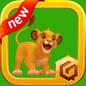 Lion Adventure icon
