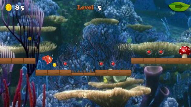 Nemo Adventure Games apk screenshot