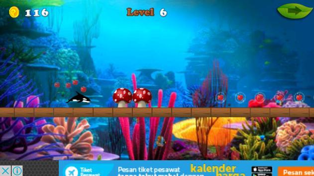 Orca The Hunter Games apk screenshot