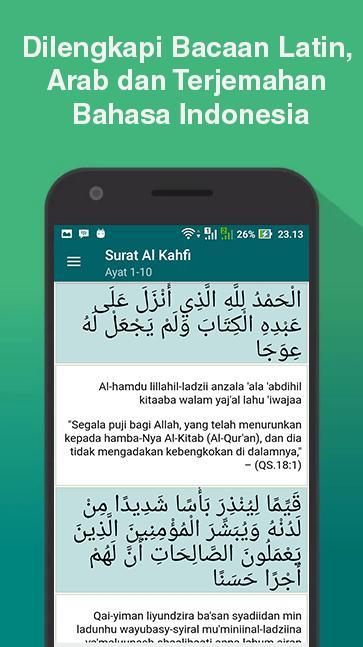 Surat Al Kahfi For Android Apk Download