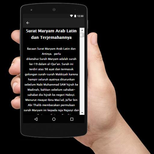 Surat Maryam Arab Latin Terjemahannya Terlengkap For Android