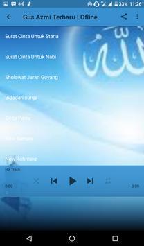 Sholawat Gus Azmi | Surat Untuk Nabi screenshot 3