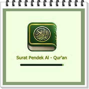 Surat Pendek Al Quran poster
