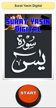 Surat Yasin Digital & Terjemah poster
