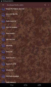 Surabaya Radio Jatim apk screenshot