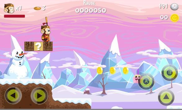 Run With Kong and Hunter apk screenshot