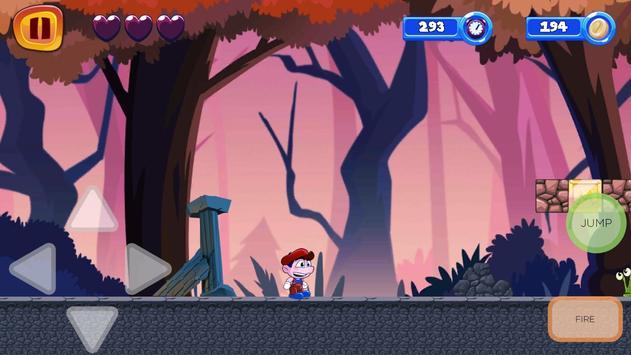 Mario Adventure in SuperWorld apk screenshot