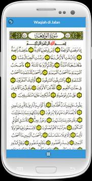 Terjemahan Surah Al-Waqiah apk screenshot