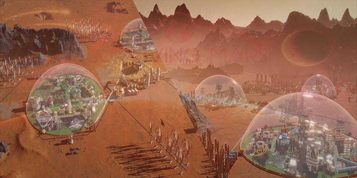 Tips For surviving mars poster