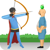 Super Apple Shooter icon