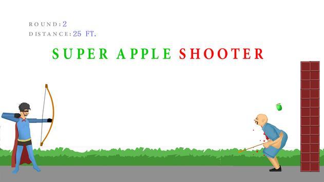 Super Apple Shooter poster