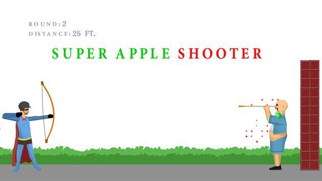 Super Apple Shooter apk screenshot