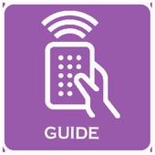 Sure Universal Remote guide icon