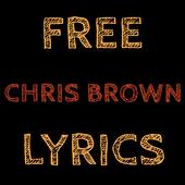 Free Lyrics for Chris Brown icon