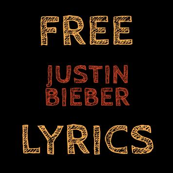 Free Lyrics for Justin Bieber apk screenshot