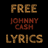 Free Lyrics for Johnny Cash icon