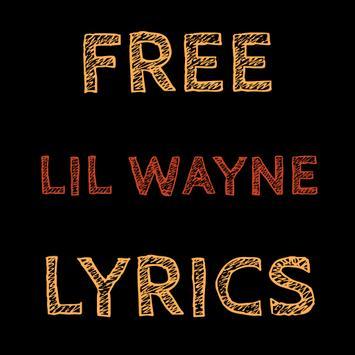 Free Lyrics for Lil Wayne apk screenshot