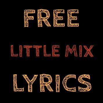 Free Lyrics for Little Mix screenshot 1