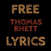 Free Lyrics for Thomas Rhett icon