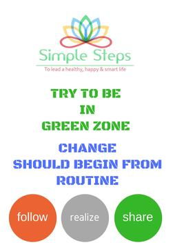 Simple Steps poster