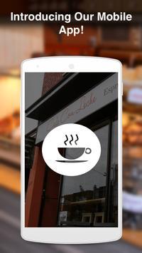 Cafe Con Leche Espresso Bar poster