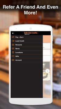 Cafe Con Leche Espresso Bar screenshot 2