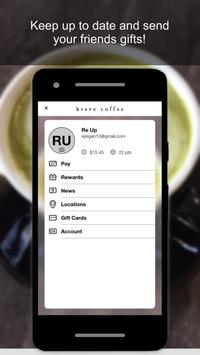 Krave Coffee screenshot 2