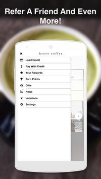 Krave Coffee apk screenshot