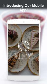 Wild and Raw poster