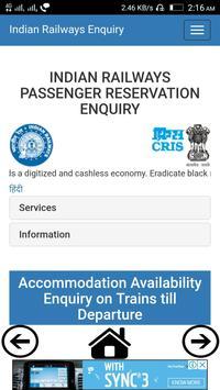 Live Train Status and PNR Check 2018 screenshot 2