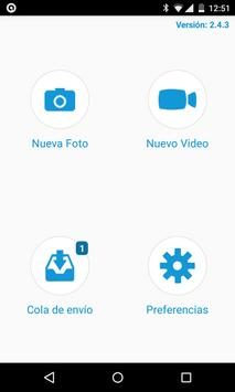 Send2Form screenshot 1