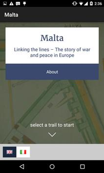 Malta: Linking the Lines poster