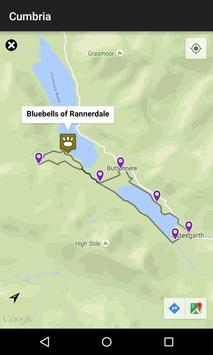 Cumbrian Heritage Trails apk screenshot