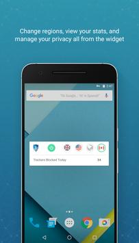 VPN Android Aman dari SurfEasy screenshot 4