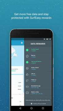 VPN Android Aman dari SurfEasy screenshot 2