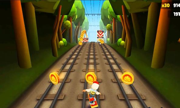 Guides 2017 Subway Surfer poster