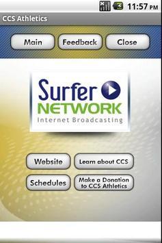 CCS Athletics apk screenshot
